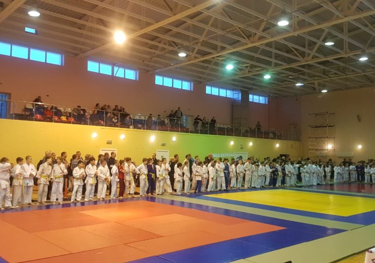 Больше 20 медалей завоевали дзюдоисты из Балашихи!