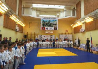 IV Традиционный турнир по дзюдо посвящённый памяти военнослужащих спецназа, погибших в бою под Бамутом