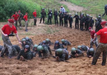 Подготовка и прохождение испытаний на право ношения Крапового Берета для военнослужащих запаса сил СН 2019