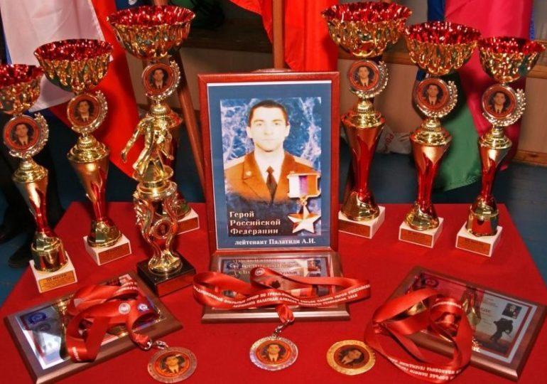 С 19 по 21 апреля 2019 года в городе-курорте Геленджик прошел третий турнир по Греко-римской борьбе памяти героя РФ, лейтенанта Палатиди А.И.