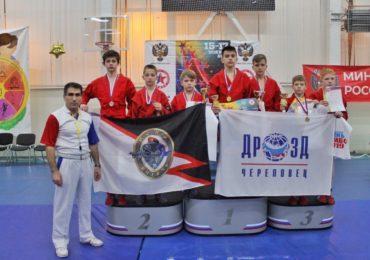 В Мончегорске провели турнир в честь Дня рождения самбо