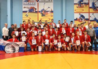 XVIII Межрегиональный юношеский турнир по борьбе самбо, посвящённый памяти Маршала Ф.И Толбухина
