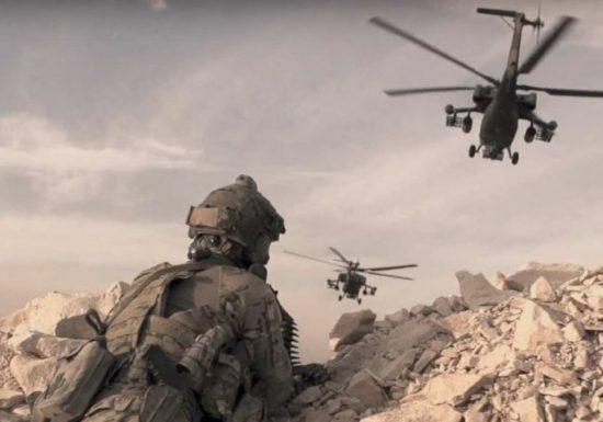 Минобороны опубликовало видео боевой работы Сил специальных операций