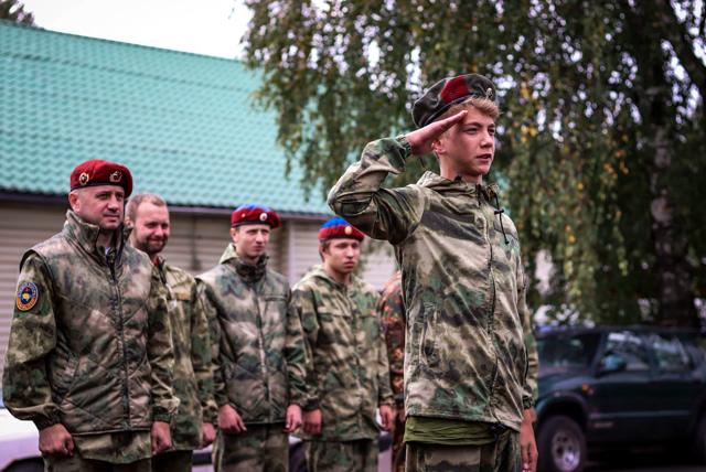 14 сентября 2020 года состоялись квалификационные испытания на право ношения Оливкового берета с краповой вставкой.