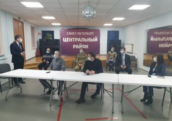 В Санкт-Петербурге будет создано военно-патриотическое движение под эгидой Росгвардии