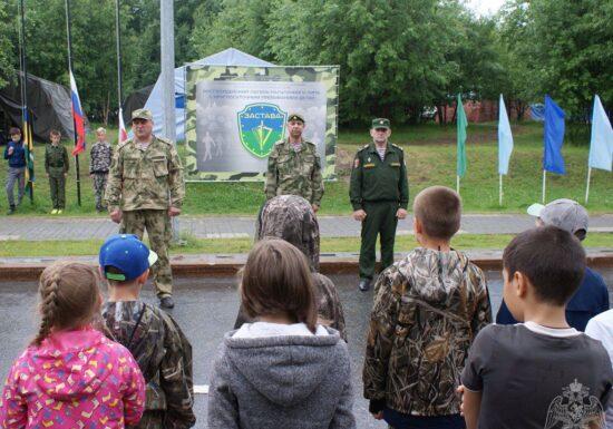 Под эгидой Росгвардии в 2021 году на территории Югры планируется создать региональное отделение детско-юношеского военно-патриотического общественного движения «Гвардейская смена».