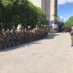 Воспитанники Гвардейской смены  приняли участие в областных военно-патриотических и обучающих сборах с 31 мая по 4 июня