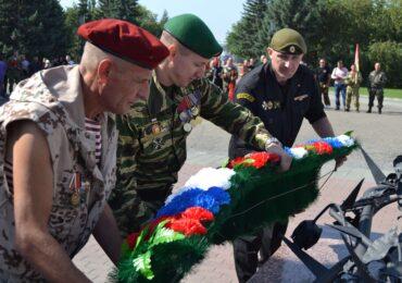 В столице Алтайского края отметили День спецназа ВВ МВД России! Победишь себя – будешь непобедим!